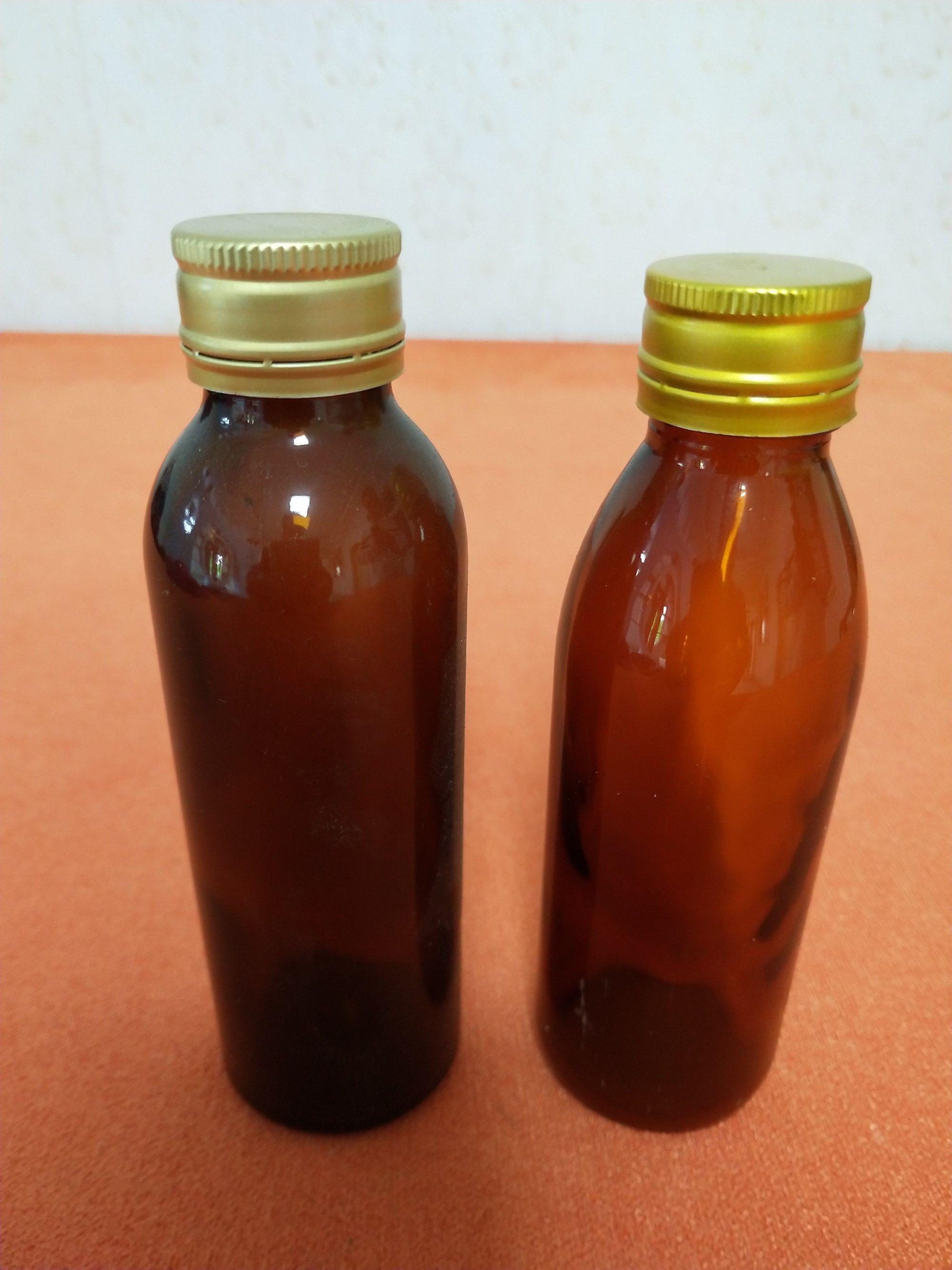口服液瓶子系列