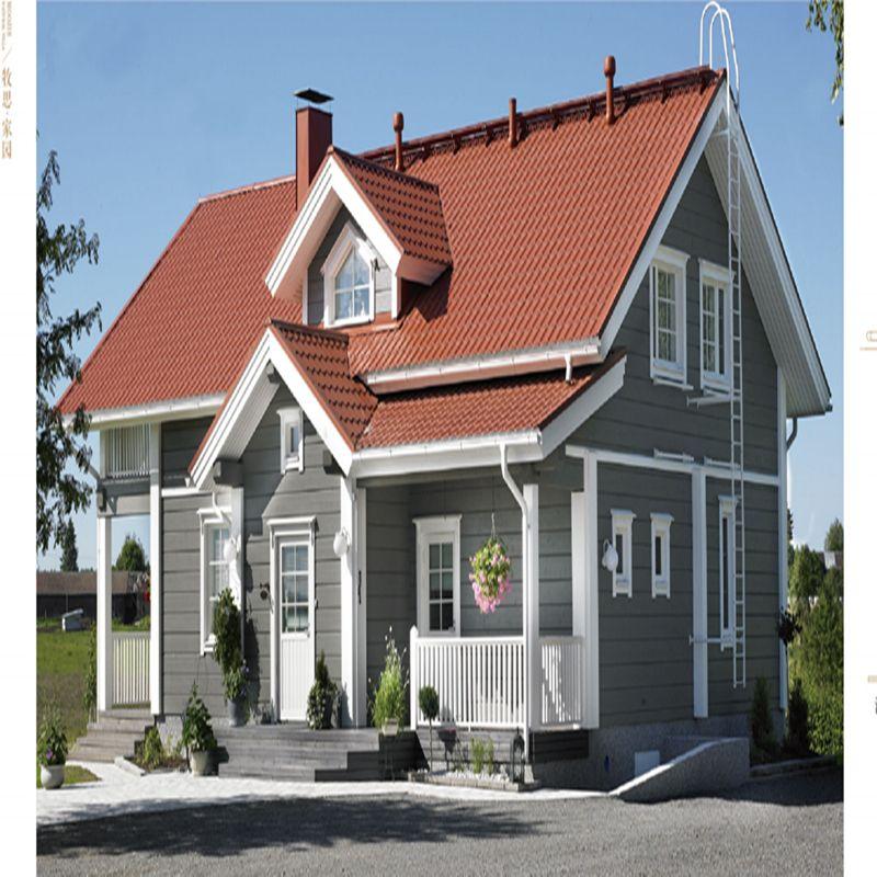 装配式自建房 装配式房子 农村装配式房屋