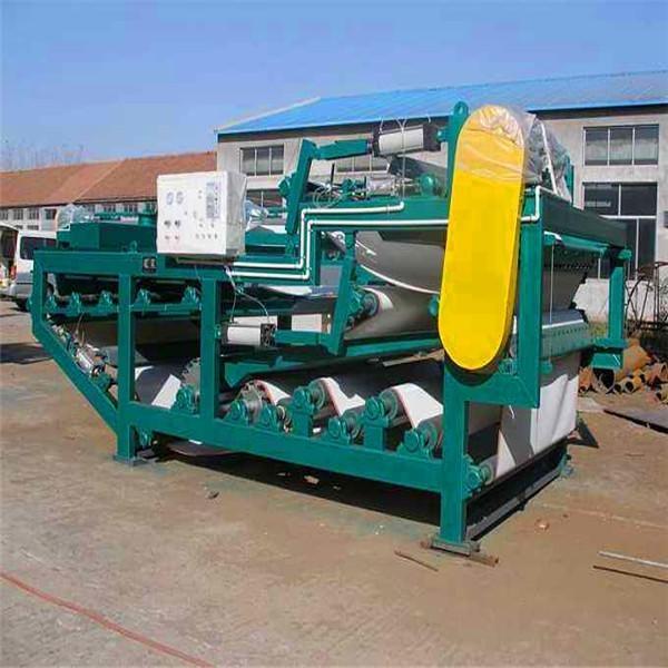 出售全新带式压滤机3米宽带式压泥机洗沙污水处理