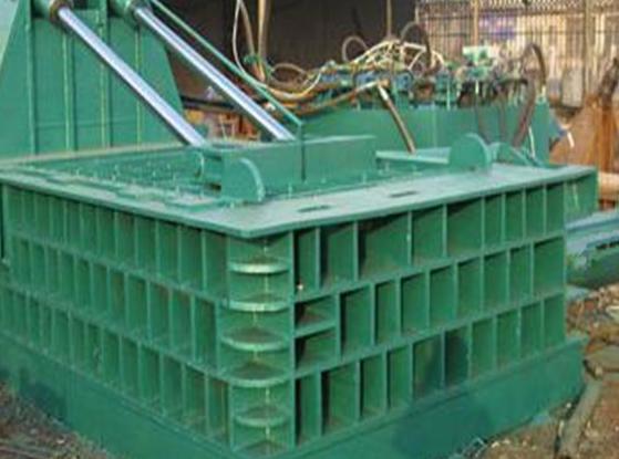 金属压块机    金属打包机  液压金属压块机