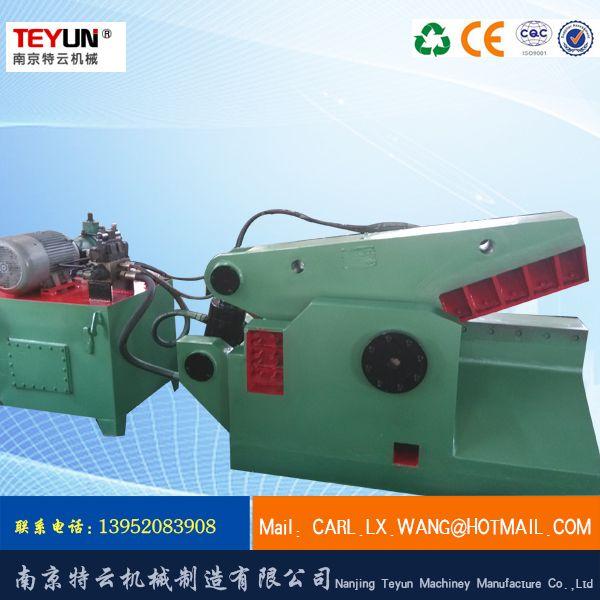 特云  Q43-1600金属剪切机  废钢材料剪料机 废金属剪切机