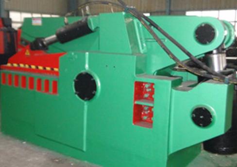 特云  Q43-2000金属剪切机  废金属剪切机 鳄鱼式金属液压剪切机 废旧铁皮液压剪断机
