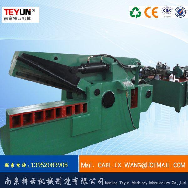特云  Q43-5000金属剪切机 剪切机厂家供应 废金属剪切机