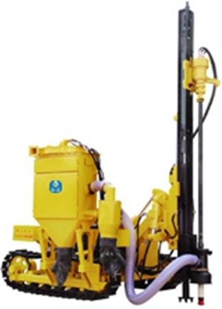 潜孔钻除尘器 应用在潜孔钻机上