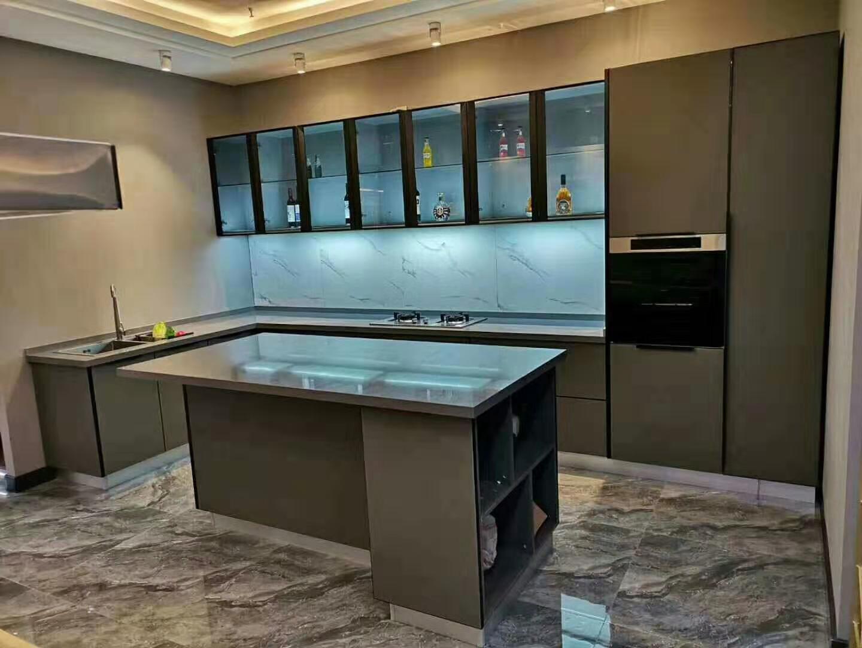 南京全铝家具 铝合金衣柜