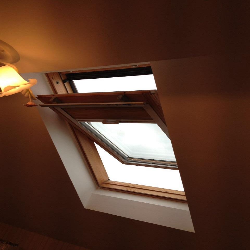 吕木复合天窗