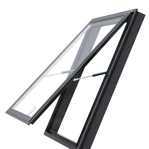 智能天窗 天窗厂家定制铝合金电动天窗阳光房铝合金天窗