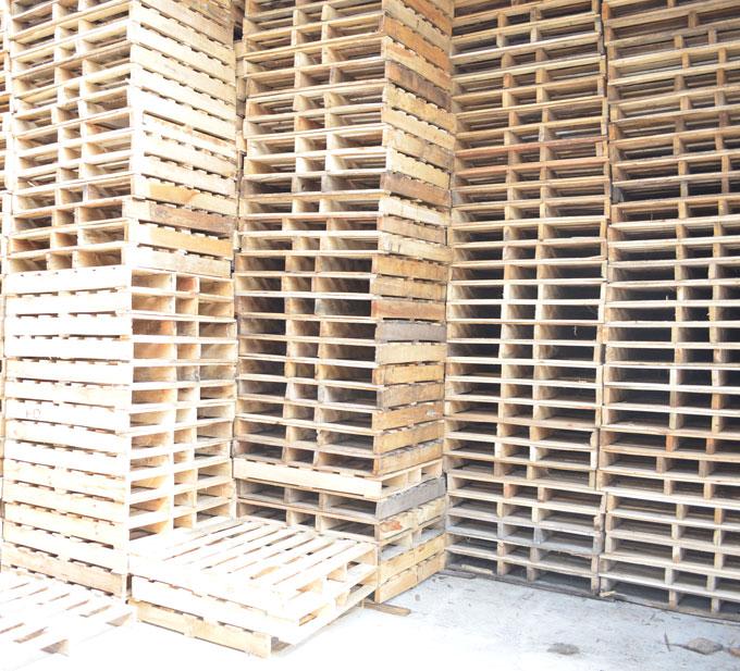 木质托盘 木箱 木托盘 伟峰包装厂家直销