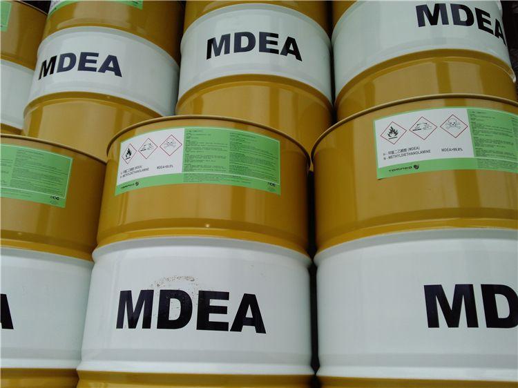 N-甲基二乙醇胺(MDEA)   甲基二乙醇胺   MDEA