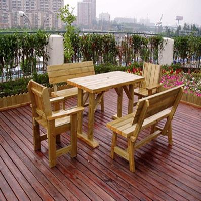 木桌椅系列