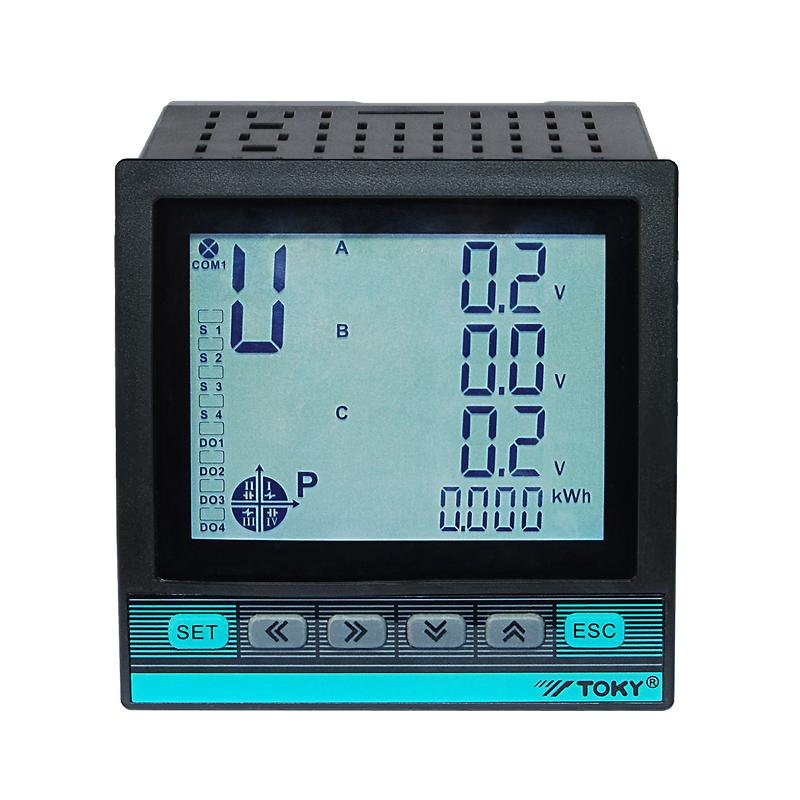 DW9L系列三相多功能电力仪表