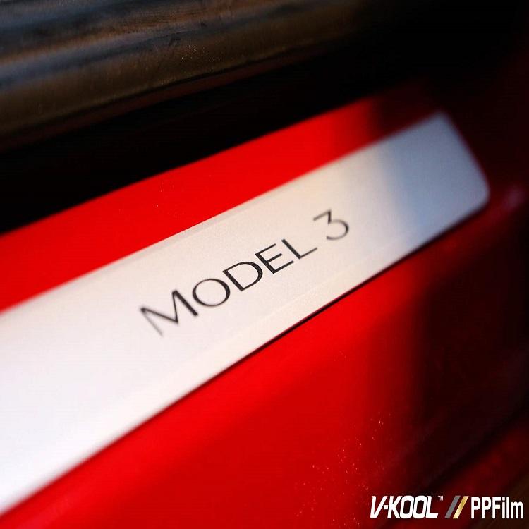 威固V10L专车专用隐形车衣(特斯拉MODEL 3) 汽车隐形车衣 汽车贴膜 玻璃隔热膜 透明膜太阳膜 摩托车贴膜