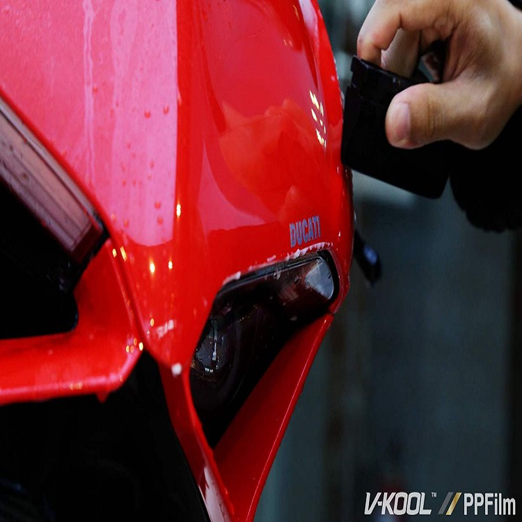 威固V10L专车专用隐形车衣(杜卡迪V4) 汽车隐形车衣 汽车贴膜 玻璃隔热膜 xpel太阳膜