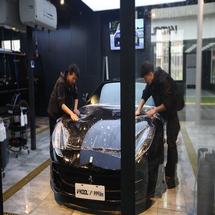 威固V10L专车专用隐形车衣(法拉利812) 汽车隐形车衣 汽车贴膜 漆面保护膜 太阳膜