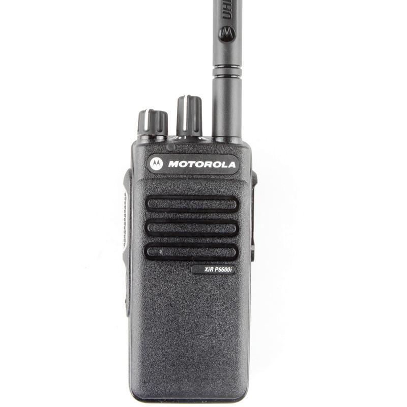 摩托罗拉防爆P6600i对讲机 数字对讲机  对讲机厂家