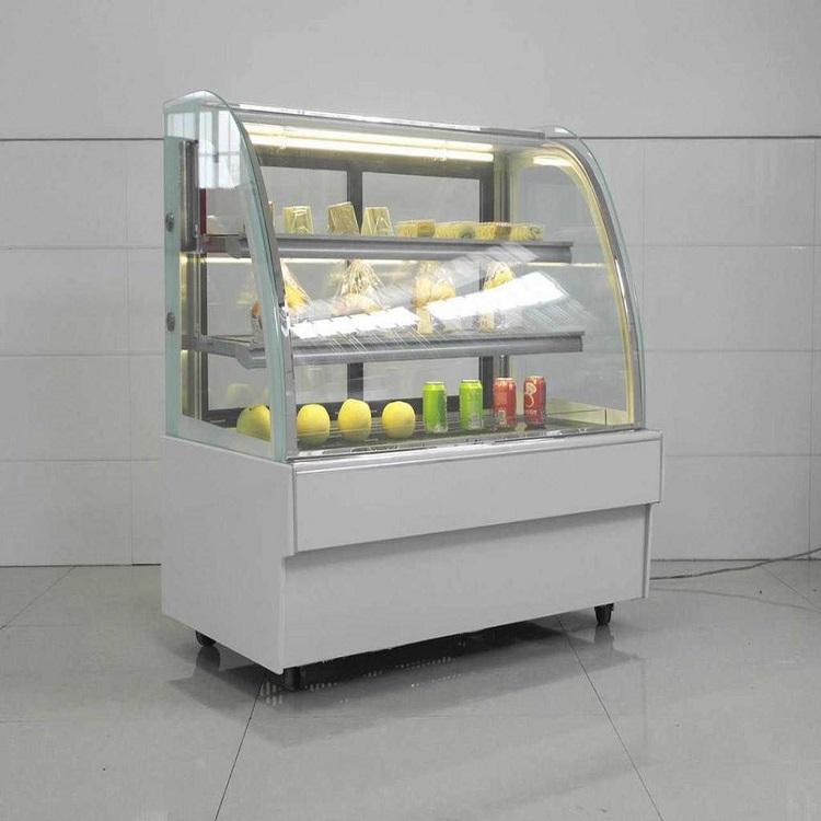 蛋糕柜 风冷蛋糕柜 直角形蛋糕柜 保鲜柜 冷藏柜
