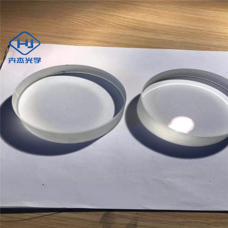 卉杰光学加工无色玻璃 耐压玻璃 钢化玻璃