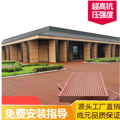 出售优质木塑地板 塑木地板价格