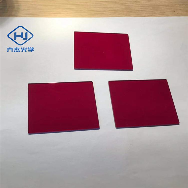 卉杰光学专业加工定制 截止型光学玻璃 HB680