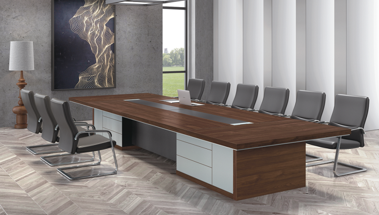 会议桌   会议桌价格  简约时尚型会议桌