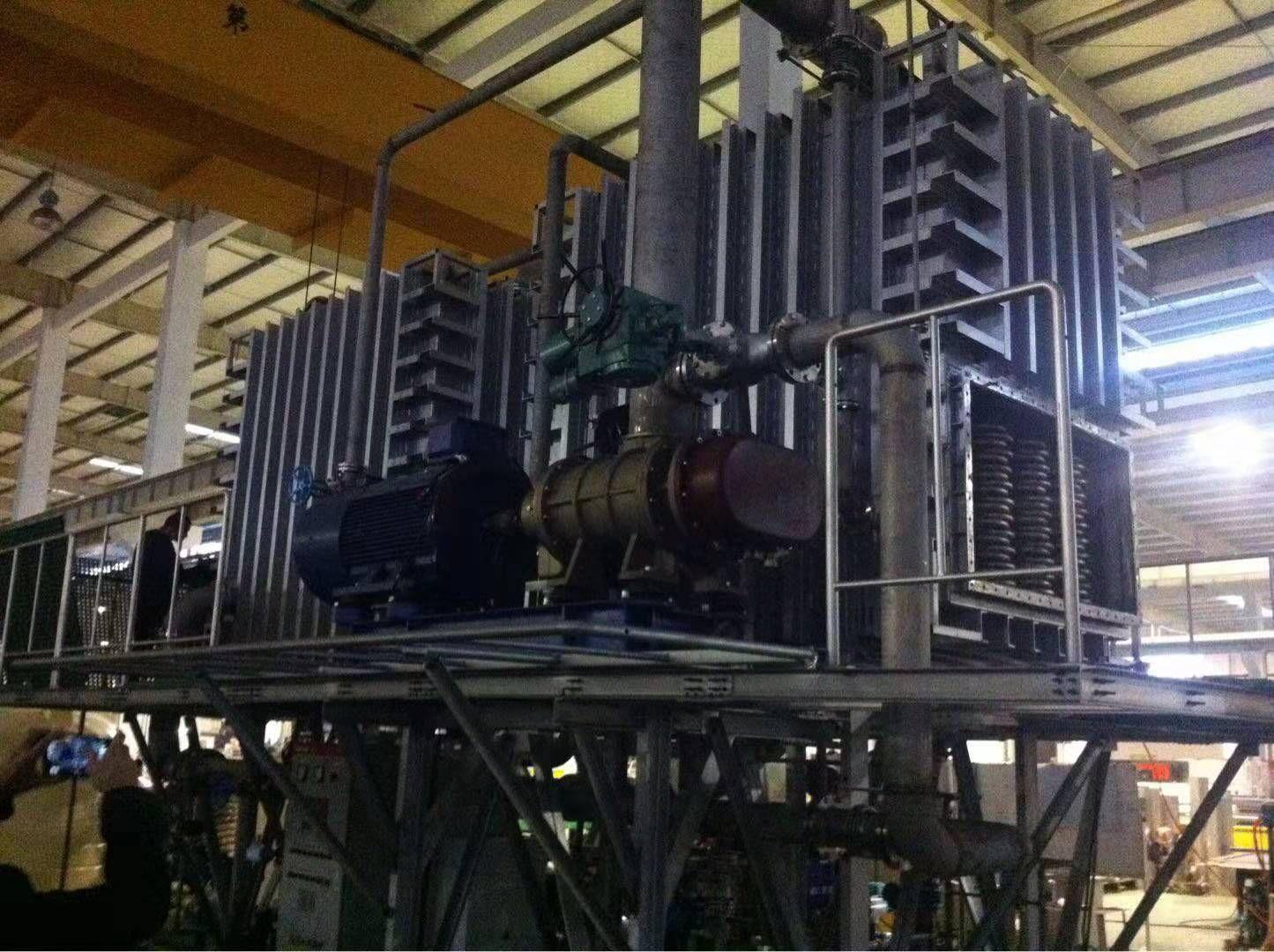螺杆蒸汽压缩机MⅤR系统