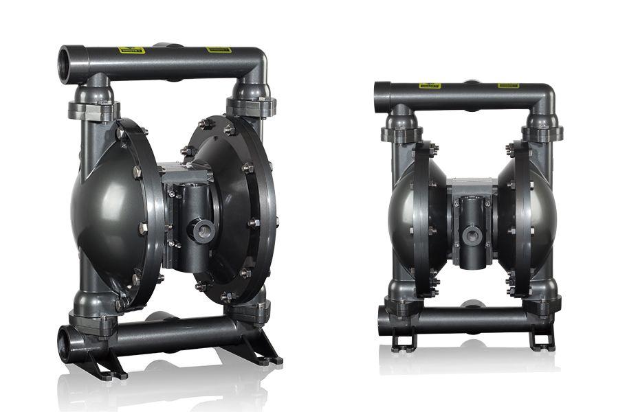 BSK气动隔膜泵BA40AL-P991-A 气动隔膜泵 BSK1寸铝合金泵 电动隔膜泵