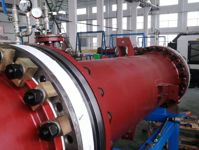 煤化工专用换热器