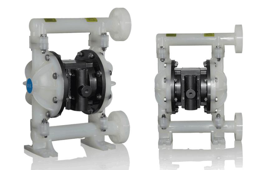 BSK气动隔膜泵BA25PP-P991-A  电动隔膜泵 气动隔膜泵 派莎克BSK气动隔膜泵