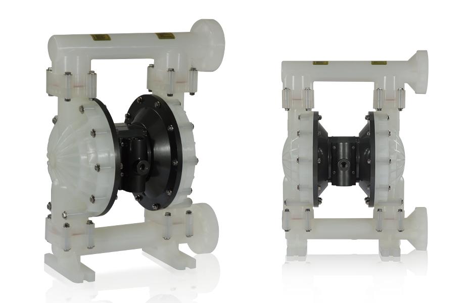 BSK气动隔膜泵BA40PP-Ptt4-C 电动隔膜泵 气动隔膜泵 派莎克BSK气动隔膜泵