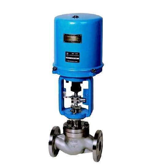 电动调节阀  电动单座调节阀  产品型号 ZAZP-16CK