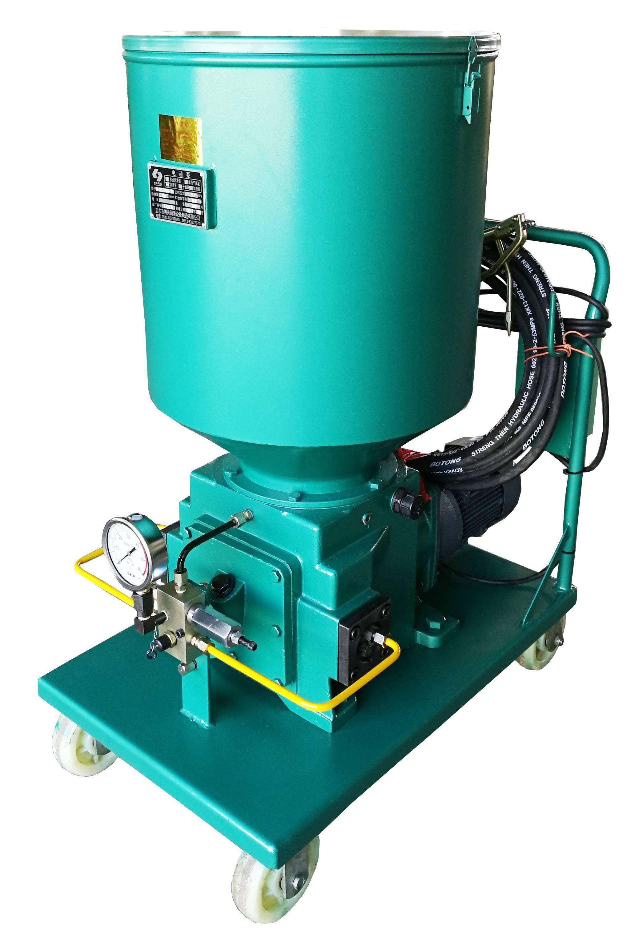 HA-IV-PA型移动式电动润滑泵