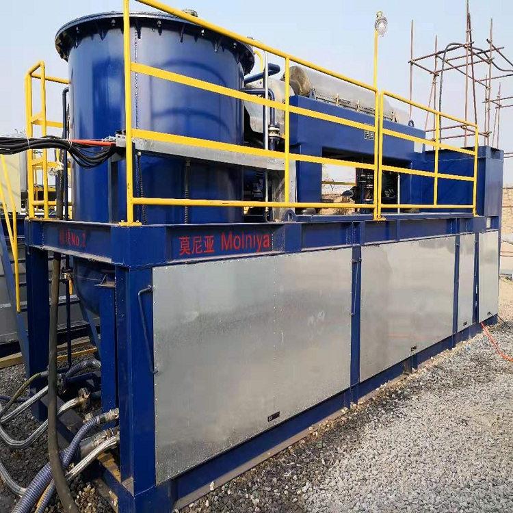 污油泥处理生产商 污油泥设备厂家