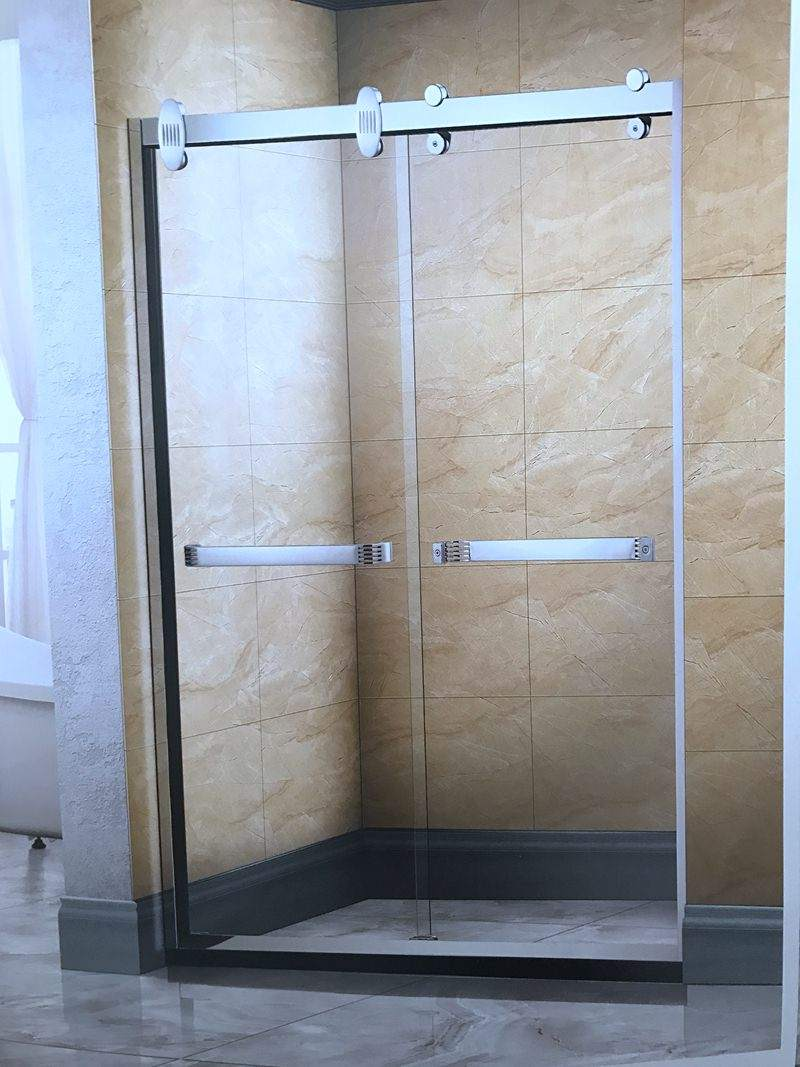 南京淋浴房   简易淋浴房 不锈钢淋浴房 南京洪百欣门窗