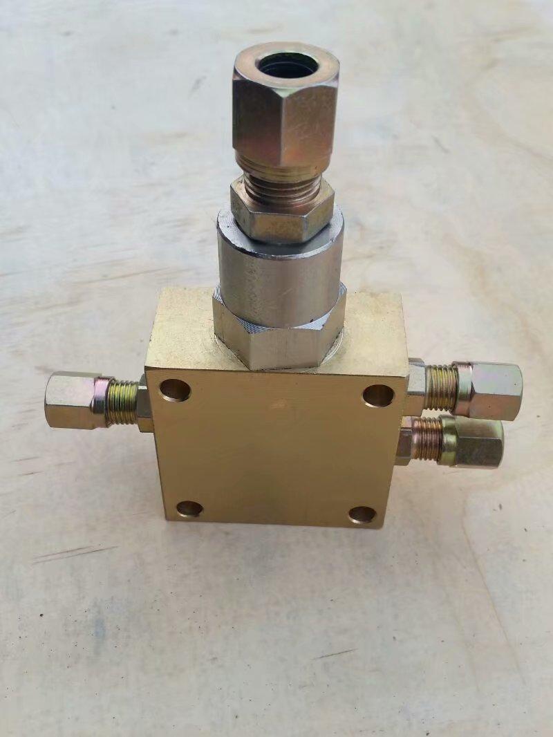 油气分配器
