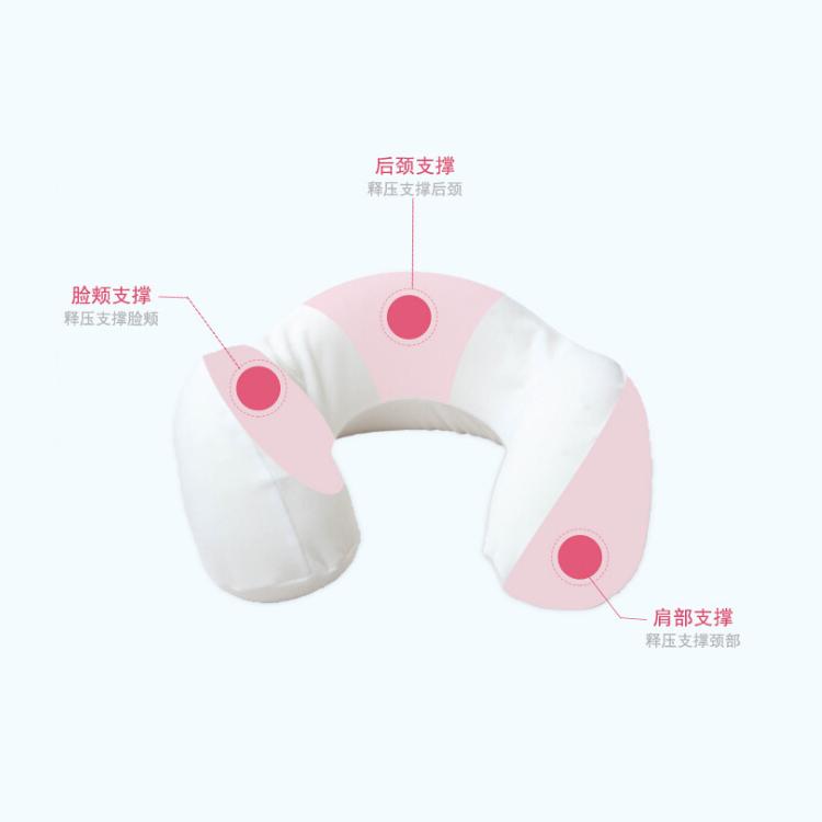 天然乳胶U型枕