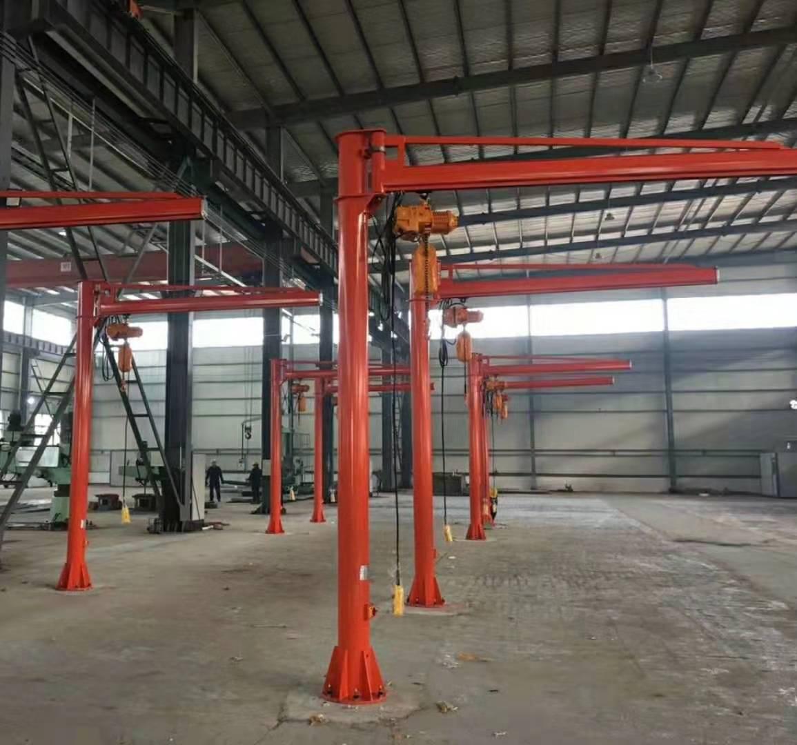 电动双梁起重机 双梁吊钩桥式起重机 质量可靠