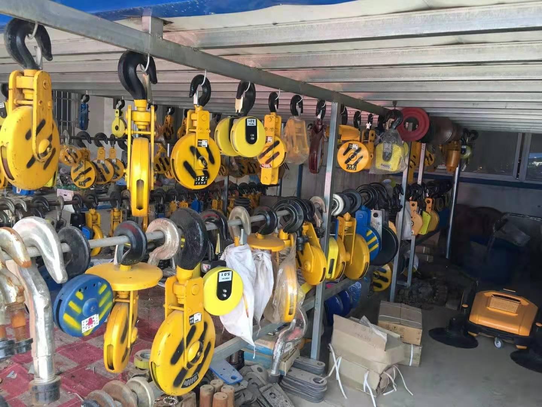 起重机吊钩质量好品种齐全 耐用吊钩滑轮组