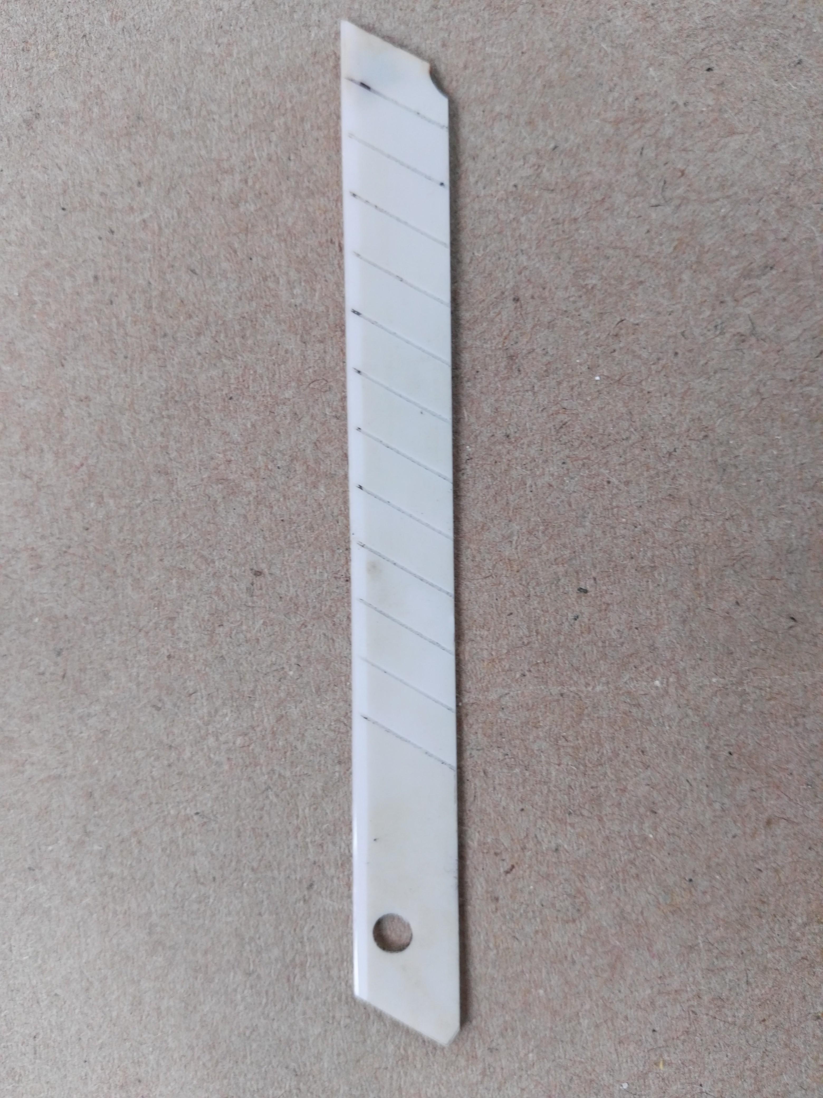 陶瓷美工刀片  机用刀片 撕碎机刀片