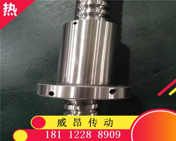 江苏厂家直销 研磨滚珠丝杆 螺杆套装高精度耐磨损 1003研磨滚珠丝杠 现货来图定制