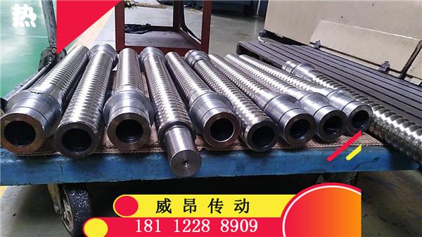 江苏厂家直销 大量供应SFU1603滚珠丝杠 带法兰单螺母 零间隙微型滚珠丝杆 一件起订