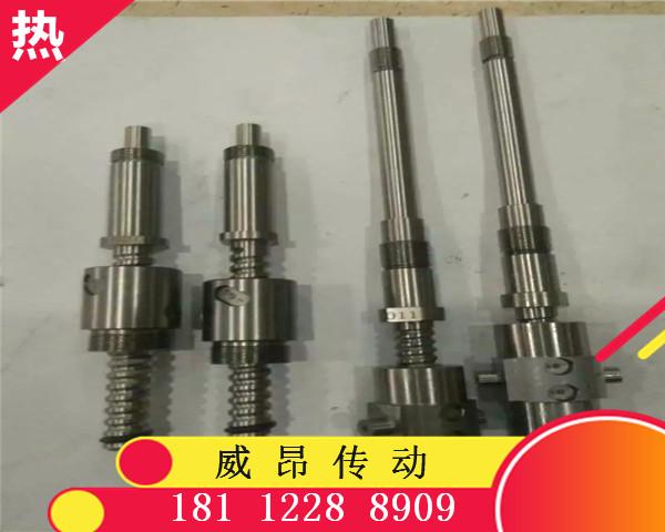 江苏厂家直销 南通厂家现货供应 机床丝杆 不锈钢螺柱丝杆 高精密滚珠丝杠