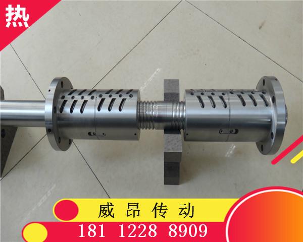 江苏厂家直销 DBD滚珠丝杠副 TBI2510数控研磨丝杆 左右旋丝杆 铆钉枪滚珠丝杠