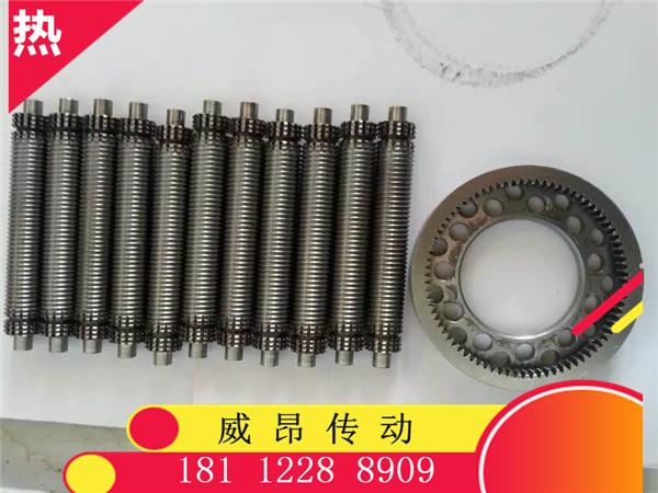 江苏厂家直销 镀锌丝杠 空心丝杠 大导程滚珠丝杠 定制滚珠丝杆