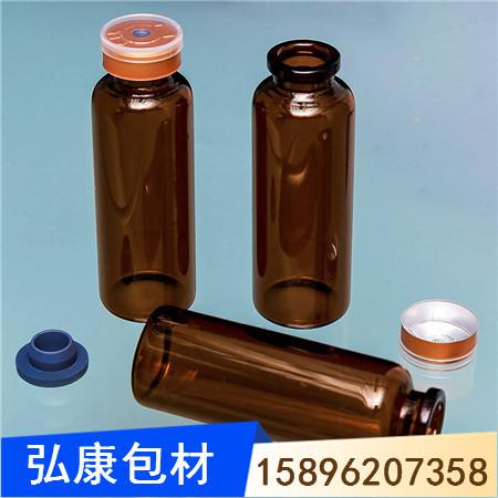 30ml口服液瓶 茶色饮料瓶 酵素瓶 避光保健品瓶 30毫升棕色玻璃瓶