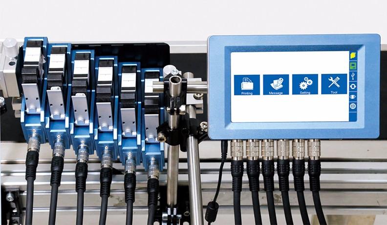 激光喷码机 co2激光喷码机 威捷Visjet