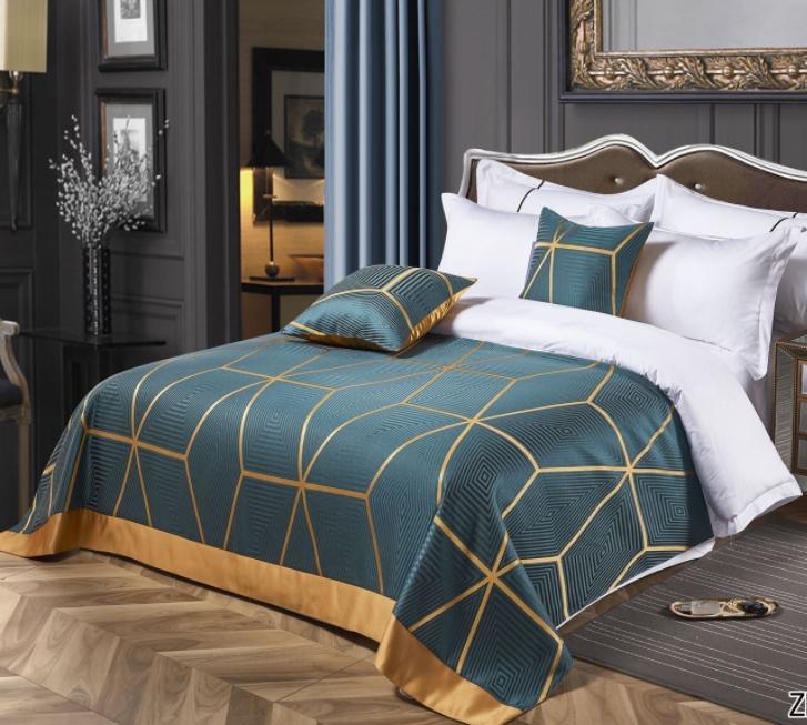 宾馆四件套酒店床上用品 宾馆布草床单被套