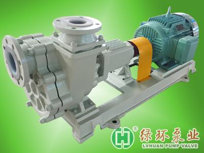 卸酸泵 防腐泵 衬氟自吸泵80FZB-32L