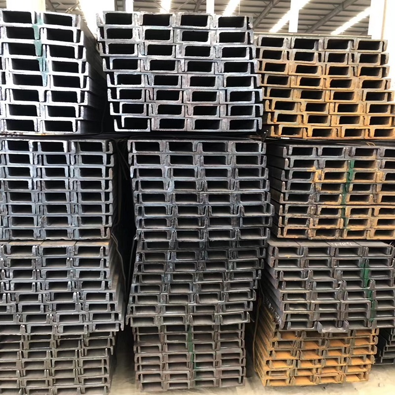 槽钢 钢铁定制 杭州钢铁  钢铁配送