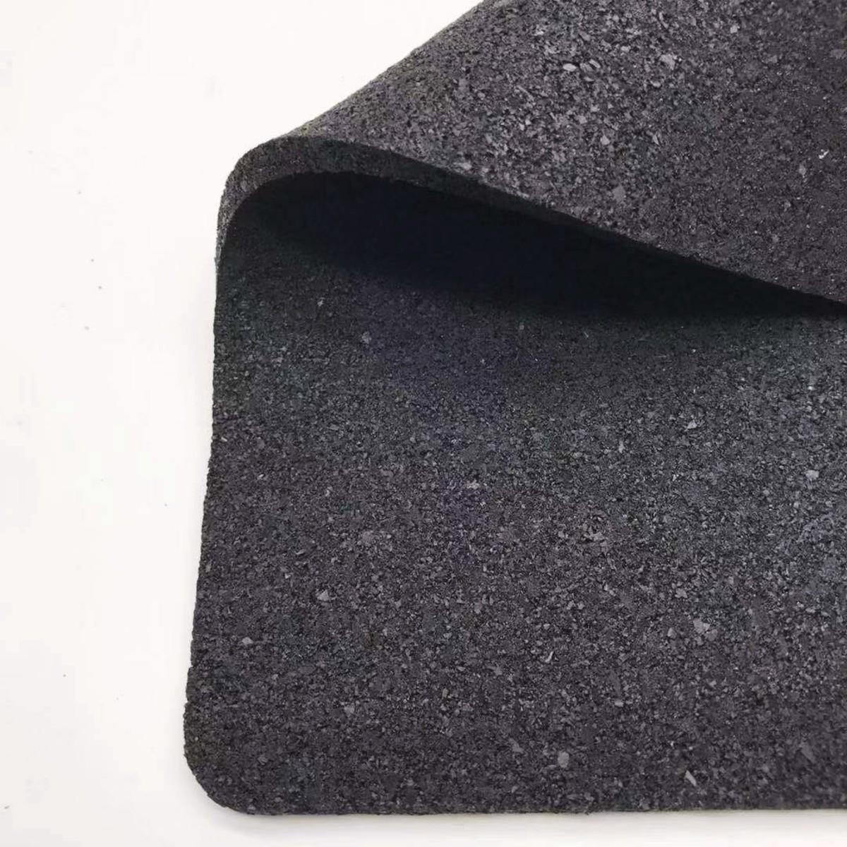 5厚橡胶隔音垫,酒店隔音减震专用,橡胶隔声垫,橡胶隔音地垫