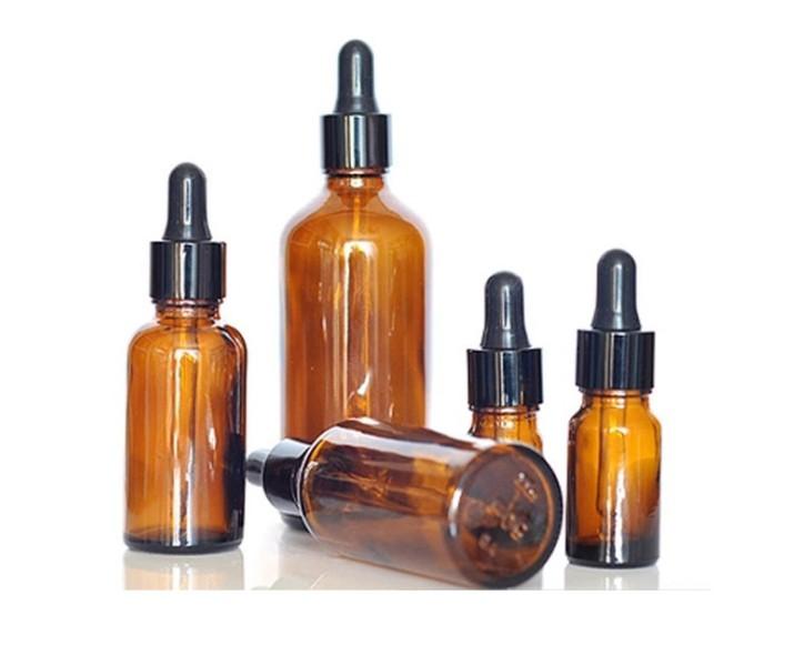各类滴管瓶 绿色精油瓶 喷涂精油瓶 棕色方形精油瓶 精油棕色玻璃瓶 品质选择 南通鑫德医药包装材料有限公司